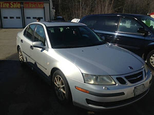 2004 Saab 9.3T for Sale