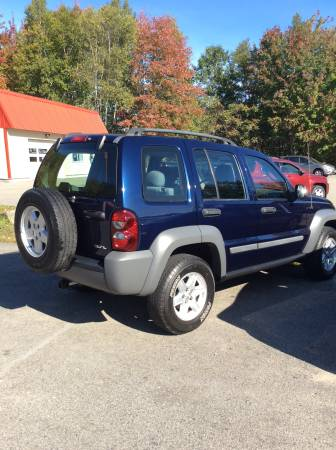 2006 Jeep Liberty Sport for Sale