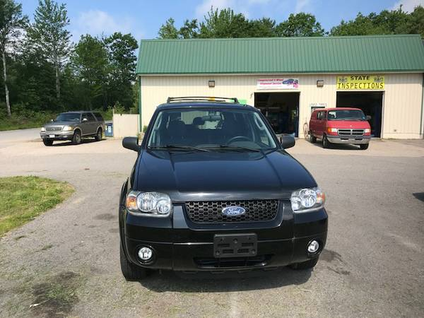 2007 Ford Escape for Sale Exterior