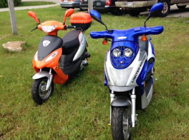 Mopeds for Sale