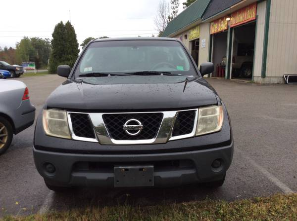 2007 Nissan Frontier King cab for sale